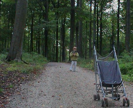 Lou en forêt-2