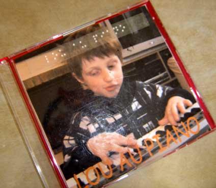 le CD du petit prince