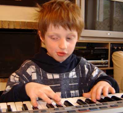 vidéo du petit prince au piano