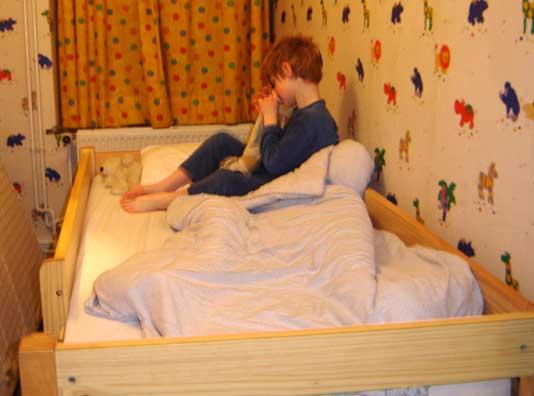 le lit du petit prince
