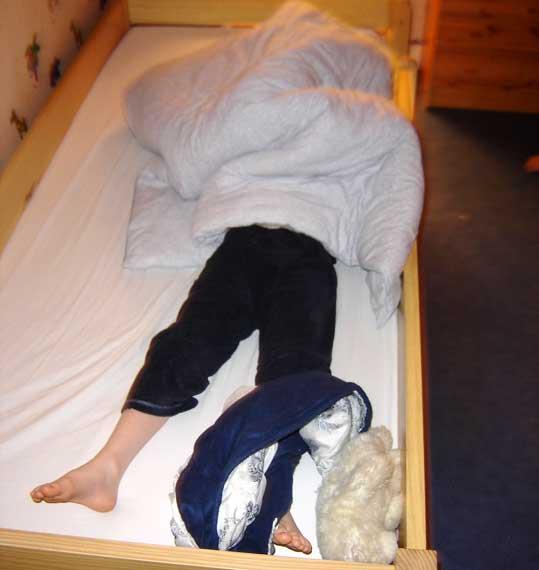 le sommeil du petit prince