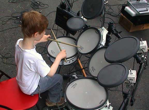 Le petit prince batteur