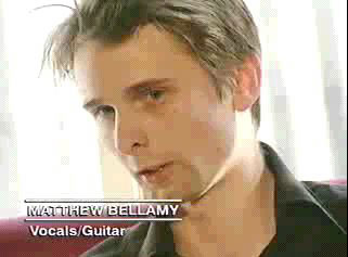 Matthew Ballamy de Muse