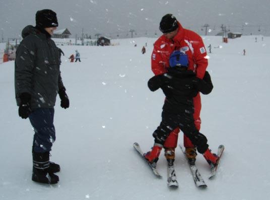Lou a ski