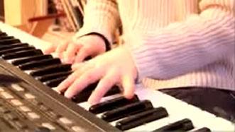 le petit prince au piano