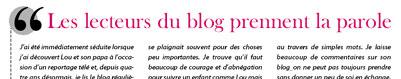 lecteur de blog