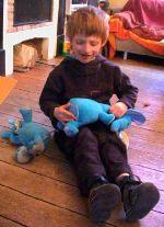 Lou et son nouvel éléphant