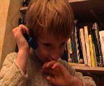 Lou téléphone