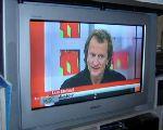 Luc Boland au JT de la RTBF le 10-01-06