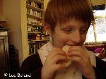 petit prince mange