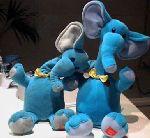 Les 2 éléphants