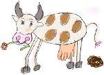 Marguerite, la vache