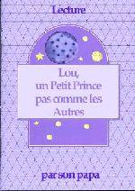 Livre de Lou, un petit Prince