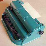 Machine Braille Perkins