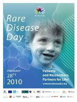 RARE disease day 201 FONDATION LOU